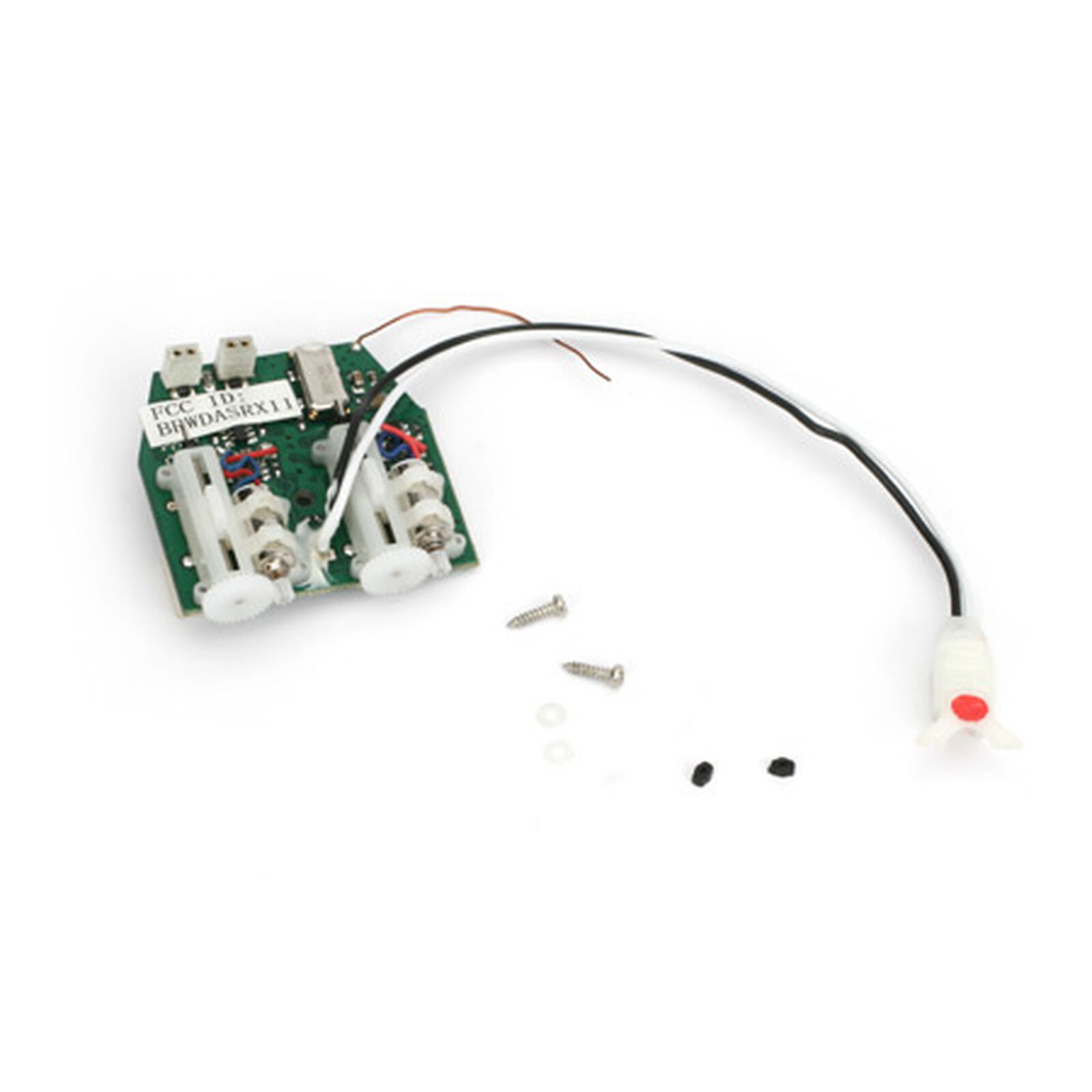5-in-1 Control Unit, Rx/Sx/ESCs/Mxr/Gyro: BMCX2