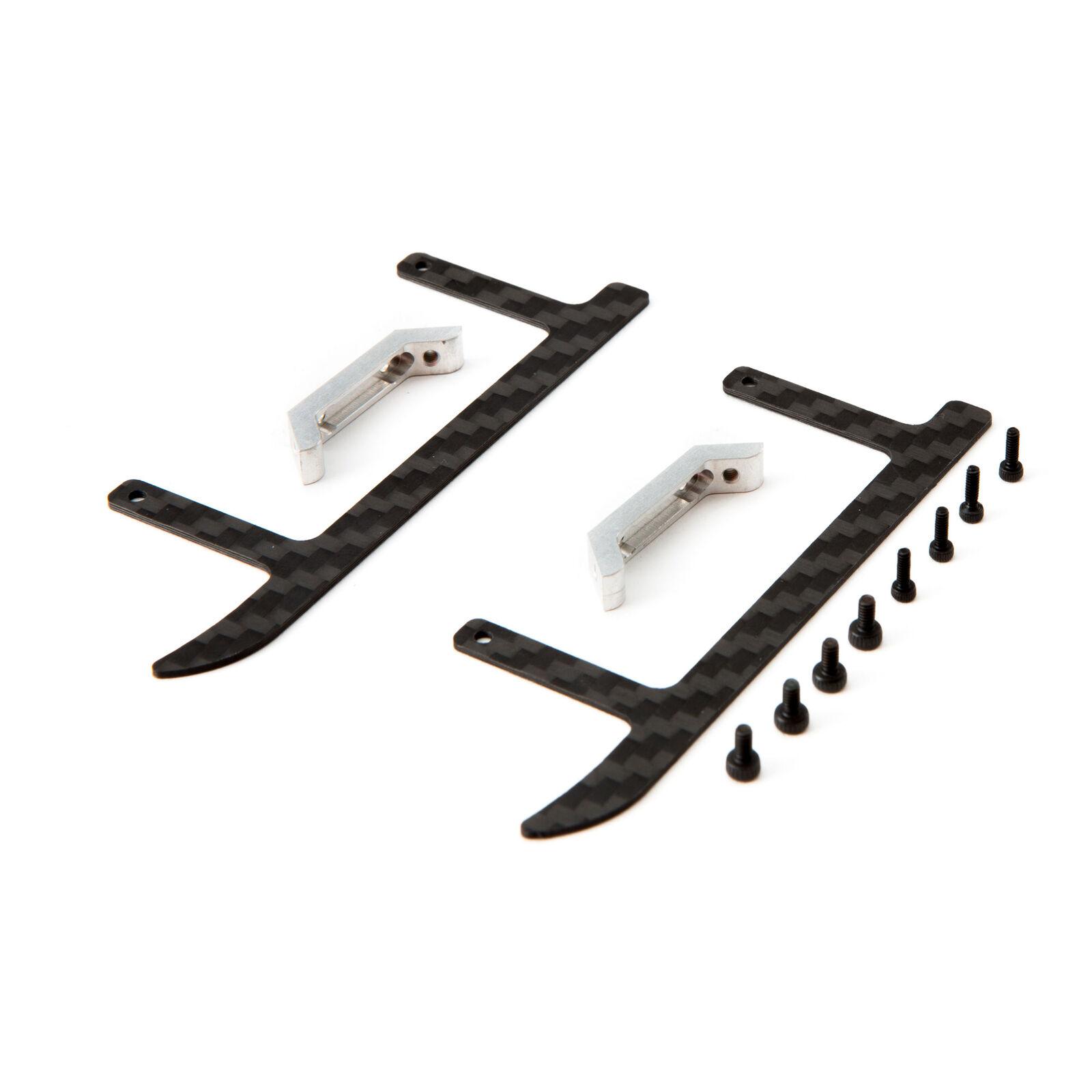 Landing Gear, Aluminum/Carbon: 180 CFX