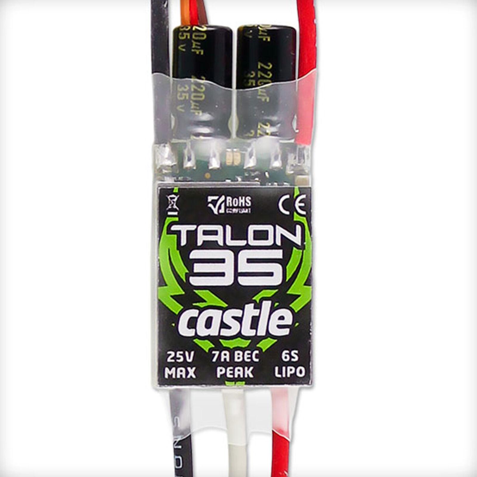 Talon 35-Amp 25V ESC with 7-Amp BEC