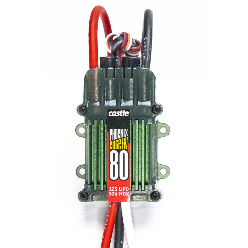 Phoenix Edge 80HV, 50V 80-Amp ESC