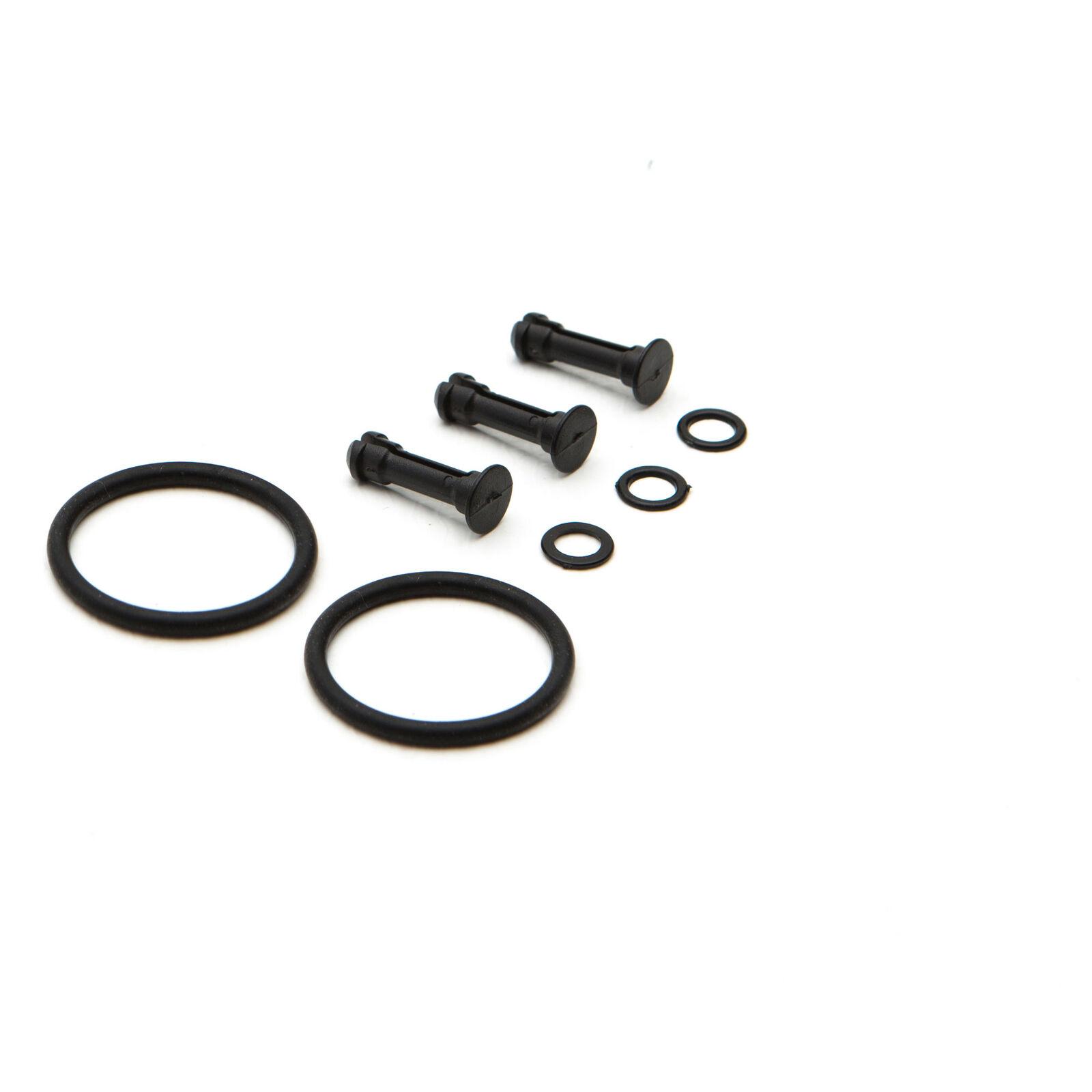 Battery Holder O-ring: Mach 25 FPV