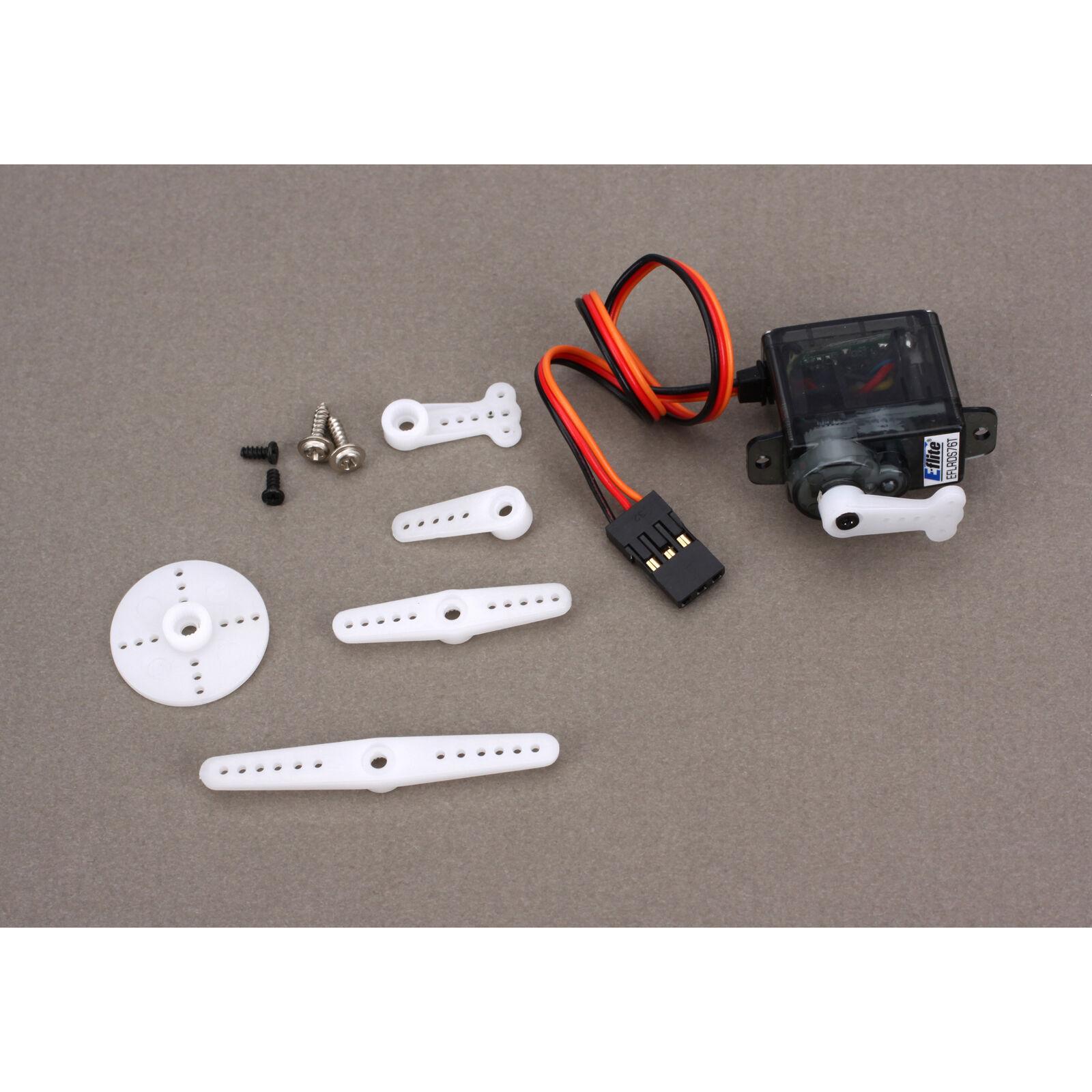 7.6-Gram Sub-Micro Digital Tail Servo