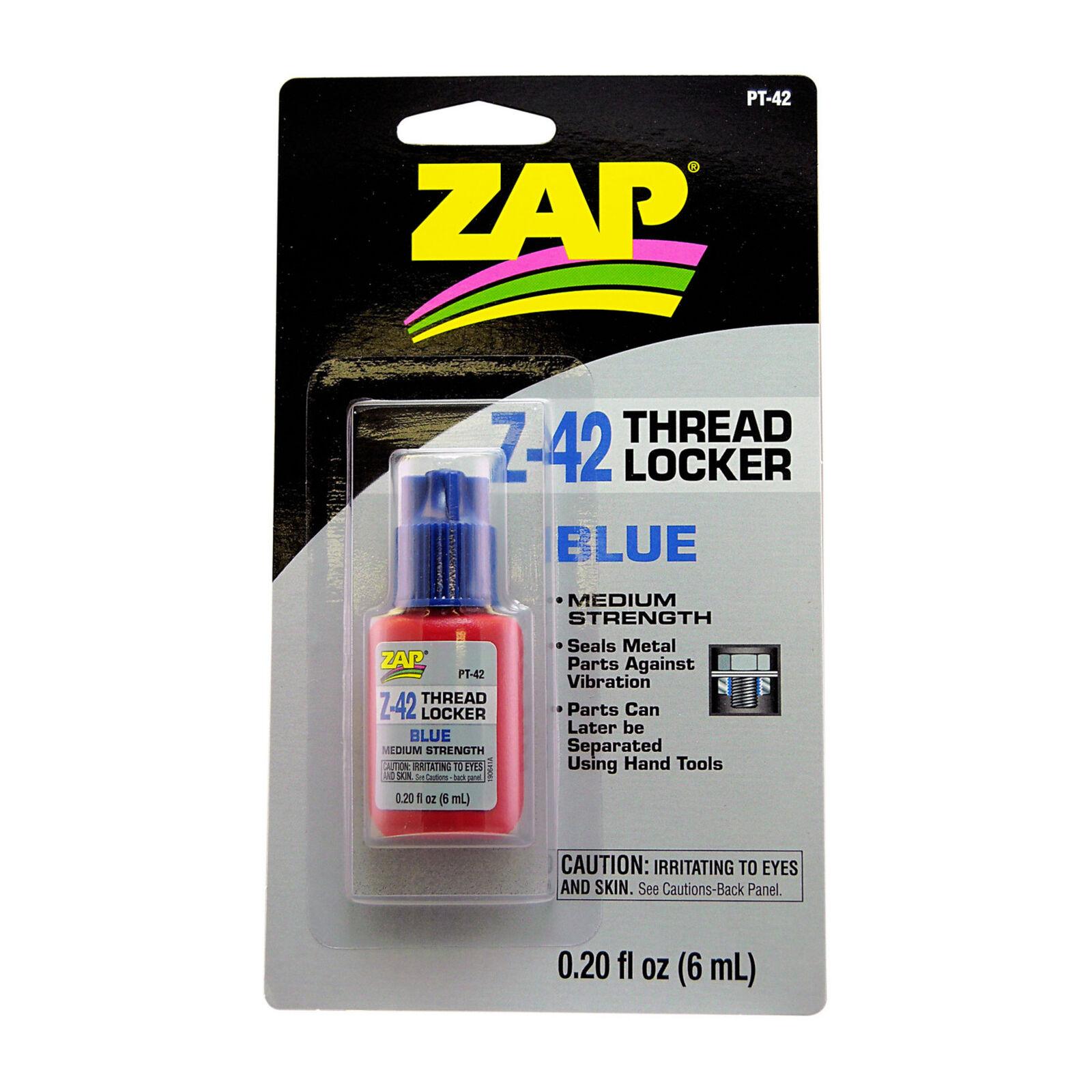 Z-42 Medium-Strength Thread Lock, .20 oz