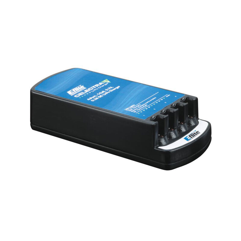 Celectra 4-Port Charger with AC Adapter Combo