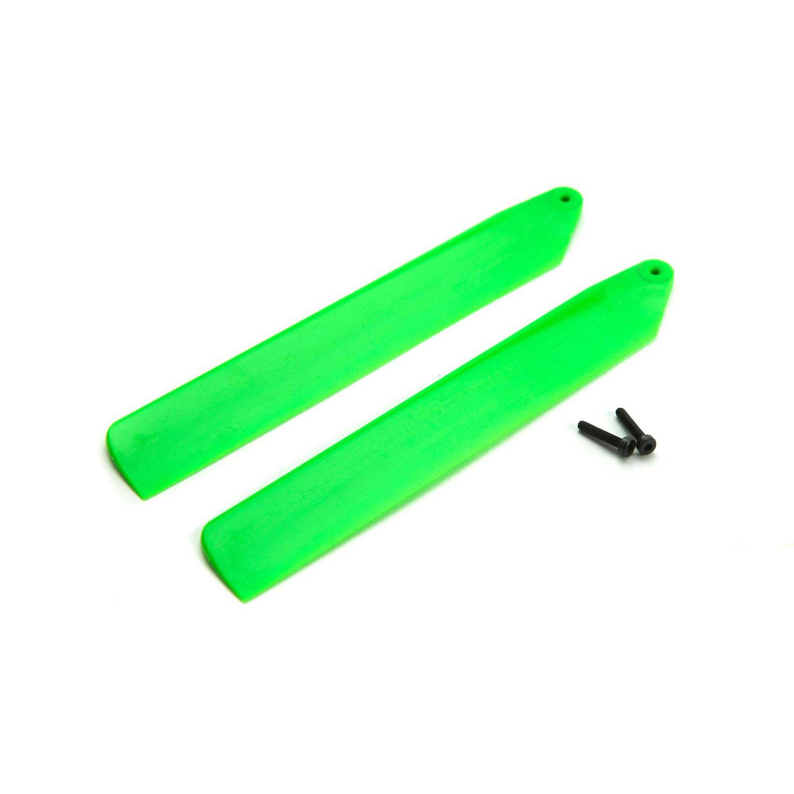 Hi-Performance Main Blade Set, Green: mCP X BL