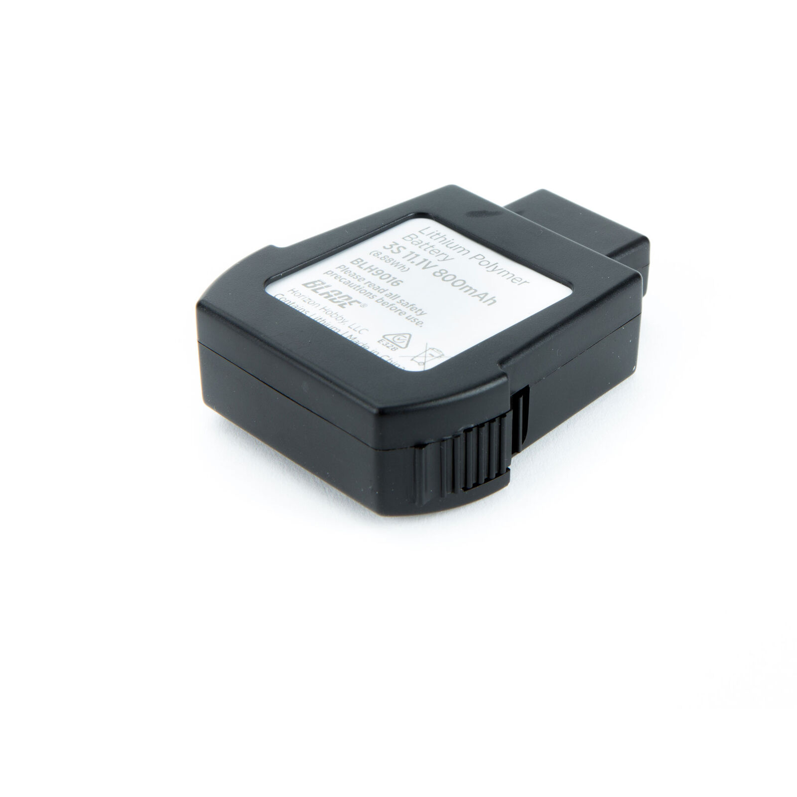 11.1V 800mAh 3S LiPo Battery: Inductrix 200