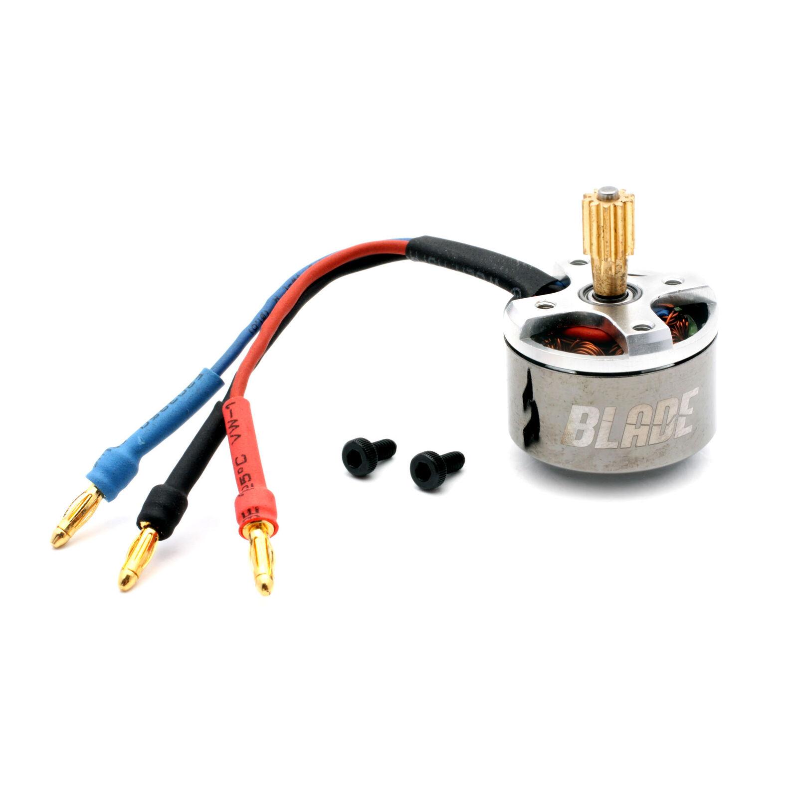 Brushless Main Motor: 180 CFX, 150 S