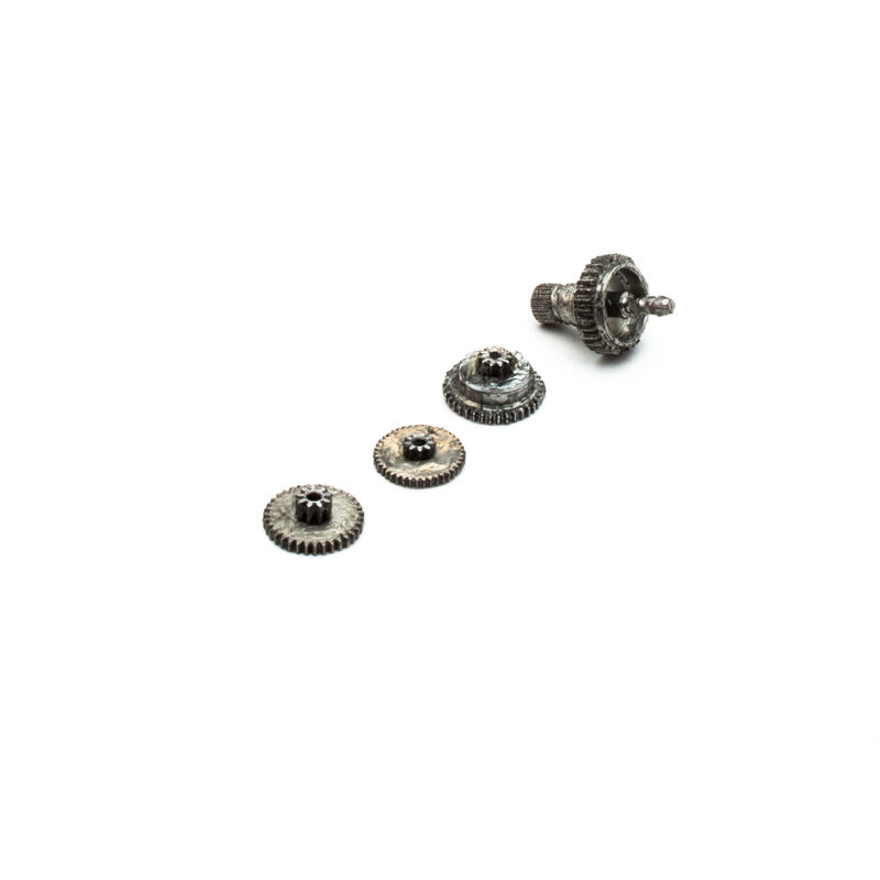 Replacement Metal Gears tail 9g servo