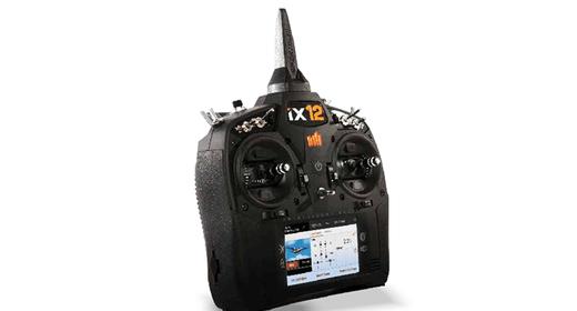 Spektrum iX12 Radio