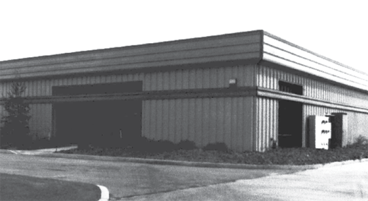 East coast offices in Ashland, Virginia