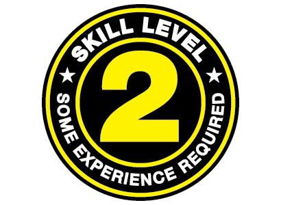 Blade Brand Skill Level 2