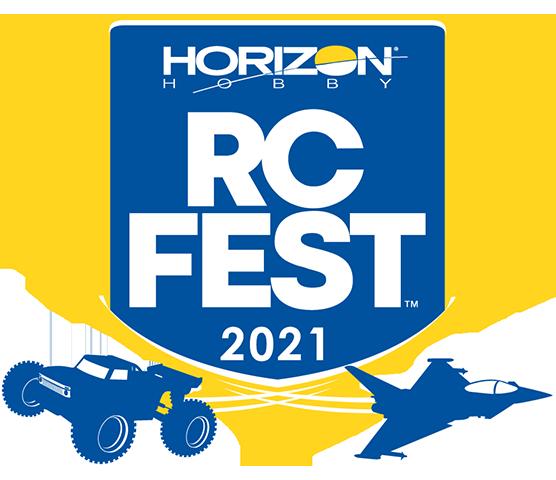 Horizon Hobby RC Fest 2021 Logo