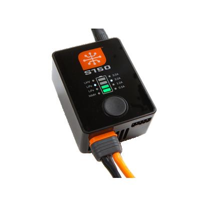 Spektrum S150 AC Mini Smart Charger 1x50W (SPMXC1070)