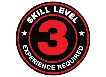 Blade Brand Skill Level 3